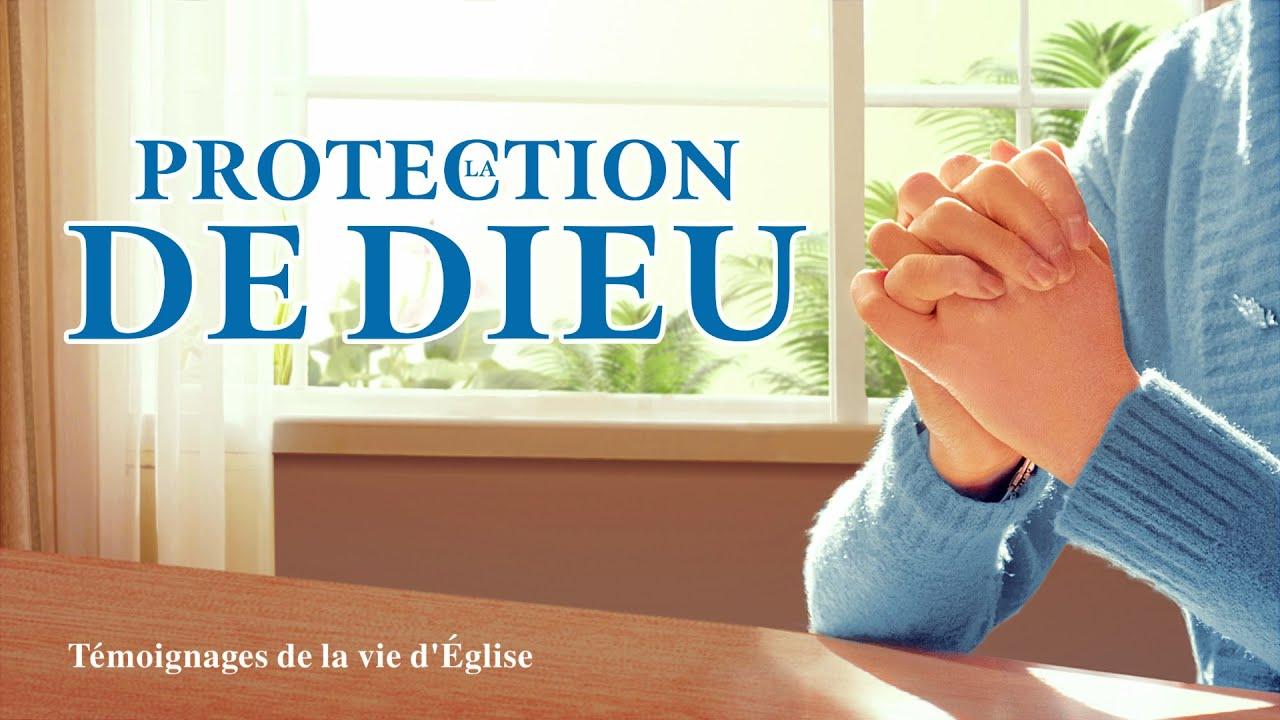 Témoignage de la vie d'Église « La protection de Dieu »