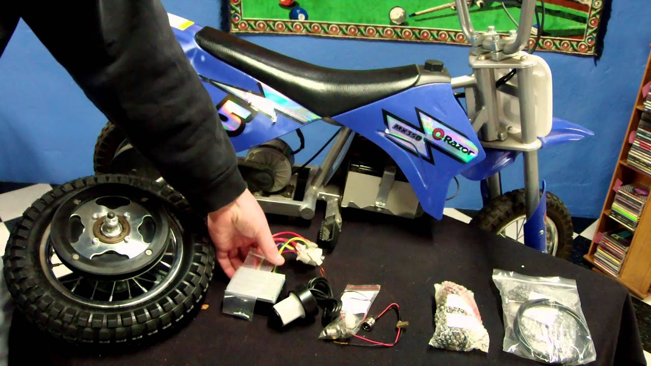 HOW TO FIX YOUR MX350 AND MX400    ELECTRIC    DIRT BIKE  YouTube