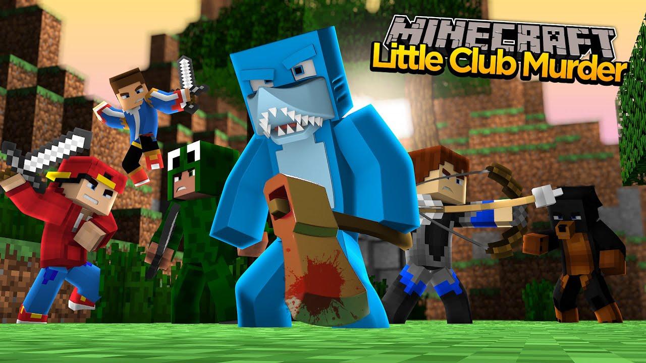 Minecraft the little club facecam battle w little - The little club ...