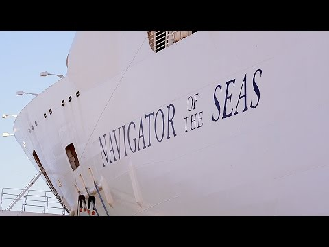 Wow! 2015 HD 1080p Royal Caribbean's Navigator of the Seas!