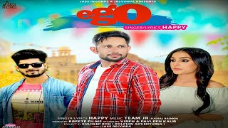 Ego by Happy Mp3 Song Download