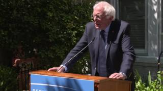Democratic Party Reform Press Conference   Bernie Sanders