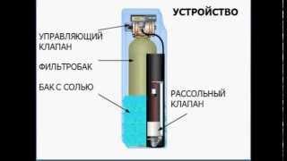 видео Умягчение воды