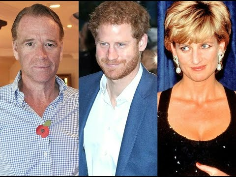 Princess Diana S Former Lover Responds To Rumors He Harry Dad