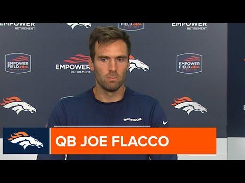 Joe Flacco: Broncos need to 'learn how to win football games'