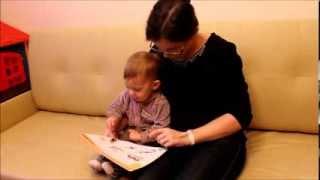Развитие речи детей раннего возраста в домашних условиях 1