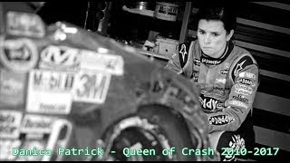 Danica Patrick - Queen of Crash 2010-2017