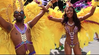 Parade Of The Bands Trinidad & Tobago Carnival 2015