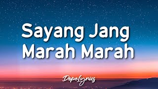 Download lagu R.Angkotasan - Sayang Jang Marah Marah (Lyrics) 🎵