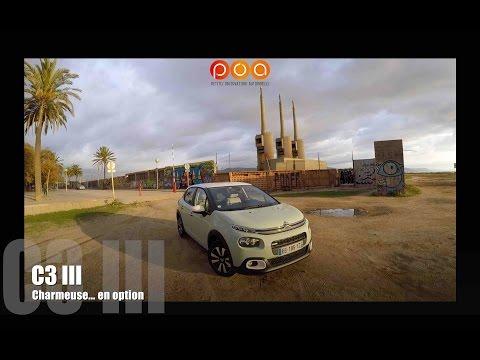 Nouvelle Citroën C3 2016 : charmeuse en option - Essai