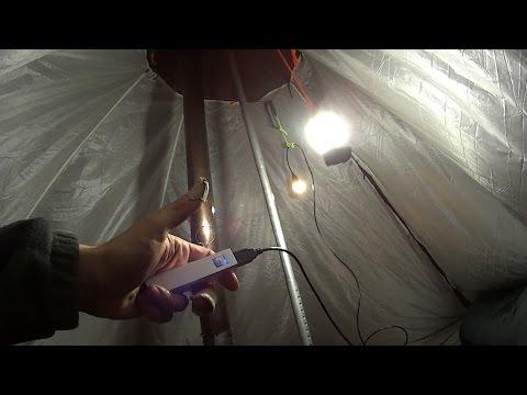 Cheap DIY Multi Use LED  Lantern. Under 7 Bucks!