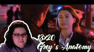Greys Anatomy Reaction 13x20