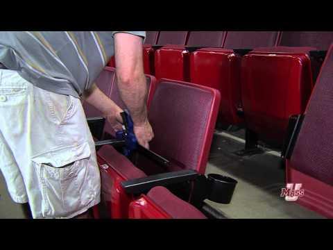 Mullins Center Upgrades - Seats