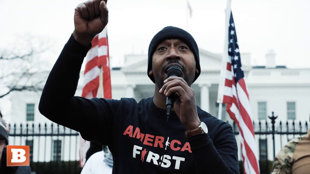 'American First' Activist: 'You Are No More Mexican Than I Am African'