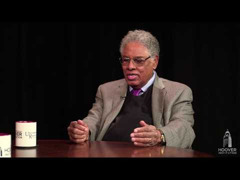 Discrimination and Disparities with Thomas Sowell