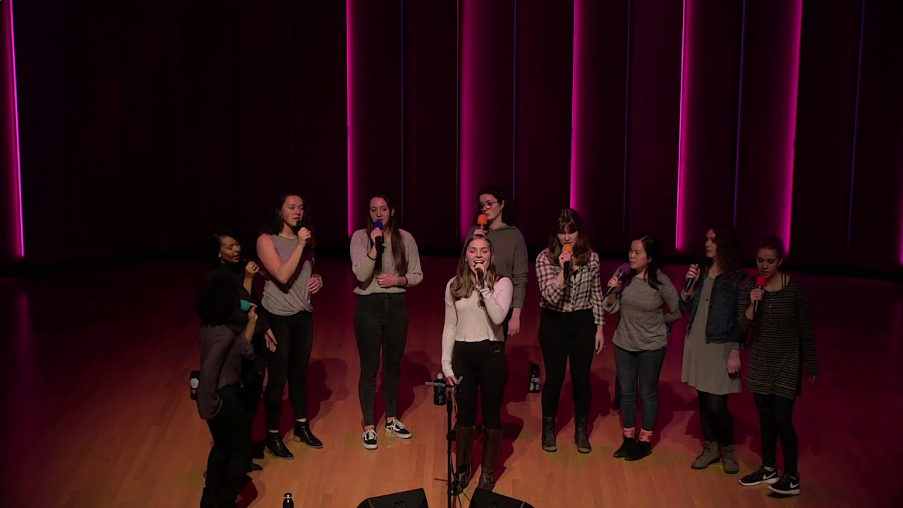 Land Called Far Away - Carleton Knightingales (a capella)