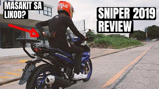 sNIPER 150 2019 REVIEW  150CC VS 200CC Comparison  WRDV97