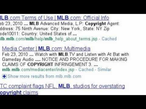 MLB ADVANCED MEDIA LP MAKES US MAD