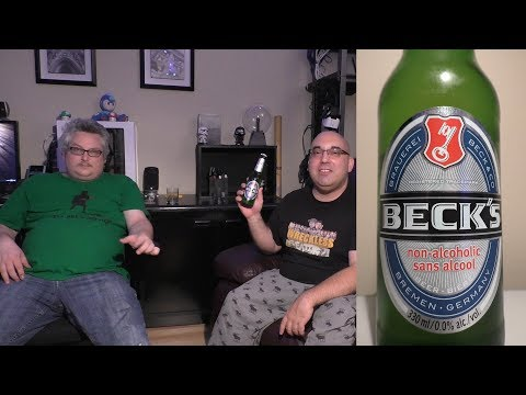 Beck's Non-Alcoholic Sans Alcool Beer Review - Drinking In Canada