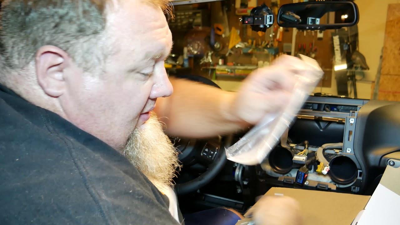 Joying Jeep Wrangler Radio Install Youtube 02 Wiring Harness