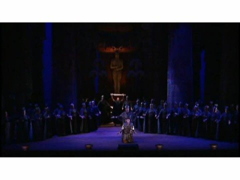 Aida - Act One Finale (High Quality)