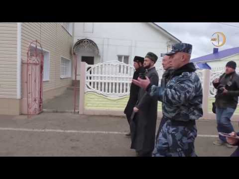 Заключенные мусульмане в колониях Татарстана