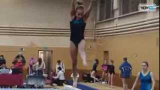 XVIII Открытые республиканские соревнования по спортивной гимнастике