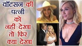 IPL 2018 : Shane watson's wife is too hot to handle, see pictures   वनइंडिया हिंदी