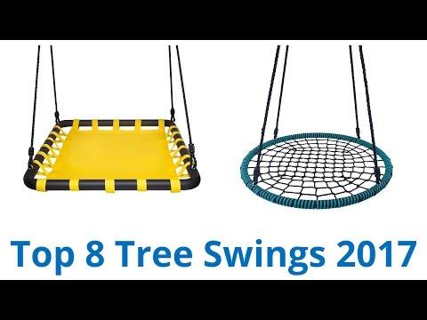 8 Best Tree Swings 2017