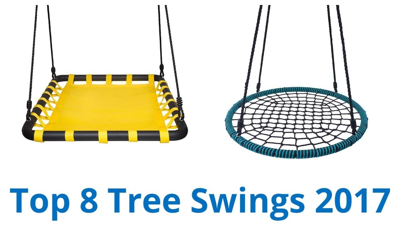 Tree Swings Part - 45: 8 Best Tree Swings 2017