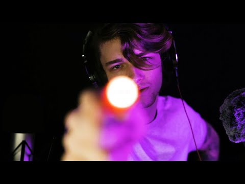 4K ASMR Realize Your Potential Light Therapy and Anxiety Relief