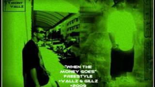 """FABOLOUS ft. Mont Vallz™ & Chris Gillz- """"When the Money Goes"""" Freestyle"""