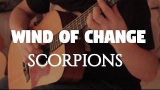 "Scorpions ""Wind Of Change"" on Fingerstyle by Fabio Lima"