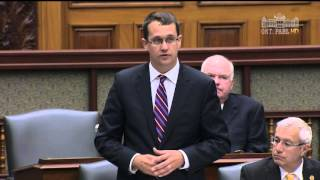 MPP McNaughton Statement on National Disability Employment Awareness Month, October 20, 2015