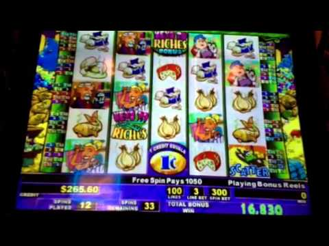 ~*~Awesome Bonus'!!~*~ Stinkin Rich Slot Machine!!