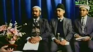 English Mulaqaat (Meeting) on April 16, 1994 with Hazrat Mirza Tahir Ahmad (rh)