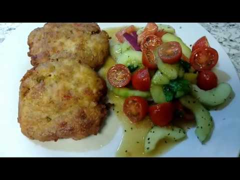 How To Make Delicious Catfish Cakes