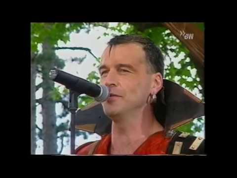 In Extremo Live in Tuttlingen 1998 Festival der Spielleute Dödet