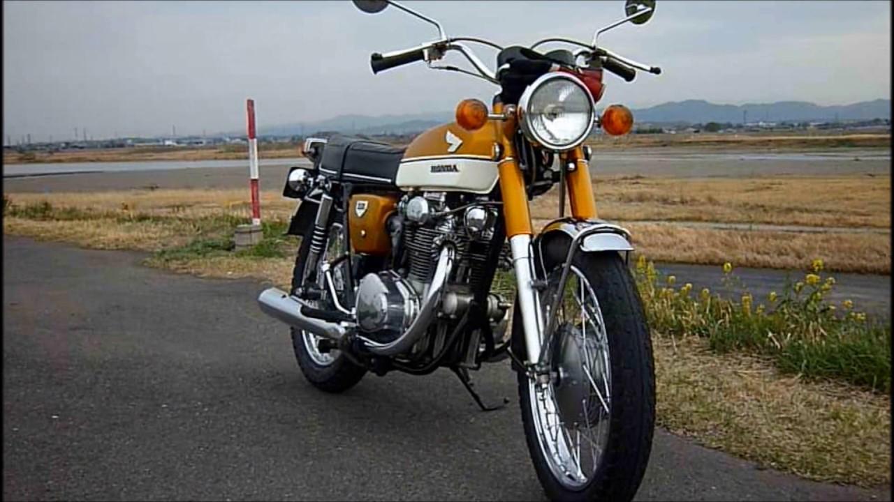 Honda Dream CB250 Export 1970 model2.wmv | Doovi