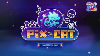 Pix the Cat (PC), Gameplay