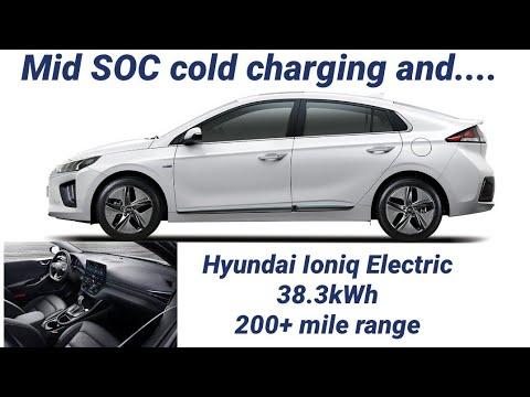 200 Mile Range Hyundai Ioniq Electric Kona Charging Sds Cont