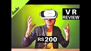 VR box unboxing and full review (vr giveaway) virtual reality test