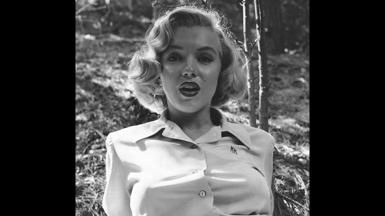 A Day Out With Marilyn Monroe In Griffiths Park