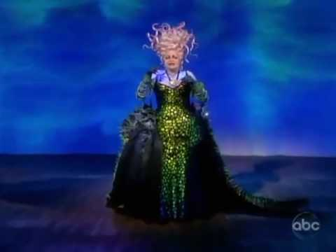 "Faith Prince on ""The View"" - THE LITTLE MERMAID on Broadway"