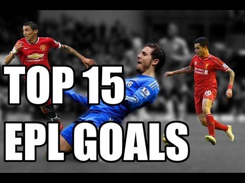 Top 15  EPL Goals 2014/15 | HD
