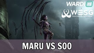 Maru vs soO (TvZ) - WESG South Korea Qualifier