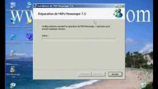 probleme msn 7.5 sur alfiya4.com