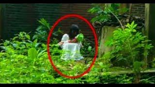 Hantu Kuntilanak Asli Bawa Bayi / Kuntilanak Paling seram