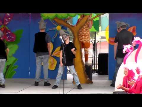 Giraffes Can't Dance (Part I)