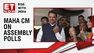Maharashtra assembly polls 2019: CM Devendra Fadnavis urges Mumbaikars to come out and vote